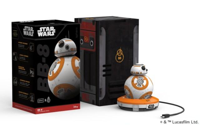 BB-8 Sphero Verpackung