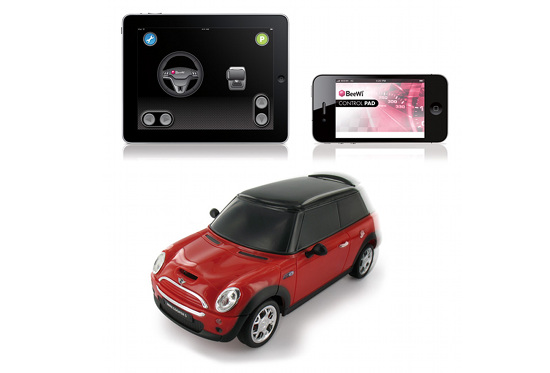 mini cooper mit dem iphone fernsteuern iphone fan. Black Bedroom Furniture Sets. Home Design Ideas