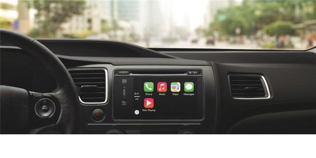 Siri-Steuerung über ein Lenkradknopf - Car Play