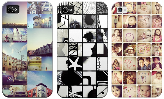 Casetagram iPhone-Hülle mit Instagram motiv