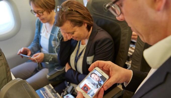 Flynet Lufthansa Internet im Flugzeug