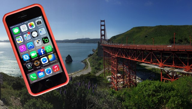 Golden Gate Bridge in den USA besuchen - Tourisim