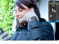 Hi call bluetoothe Handschu