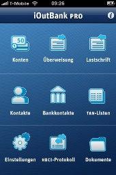 Neue Version von iOutbank Pro