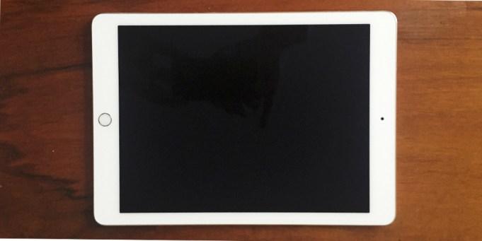 iPad Bildschirm ist tot