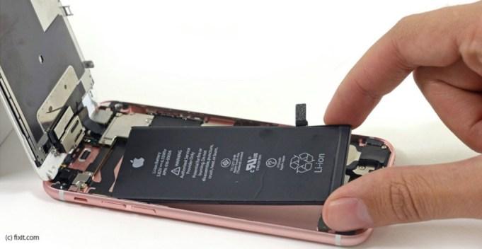 Batterie iPhone sparen