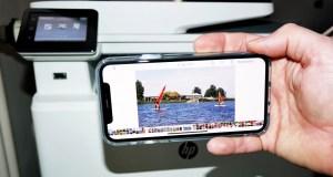 Fotos ausdrucken iPhone