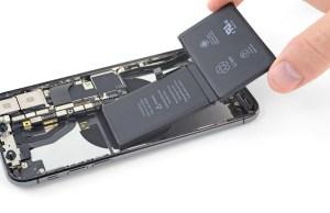 iPhone X Batterie