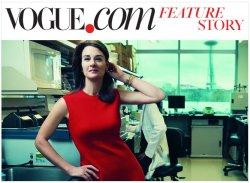 Gates of Heaven: Porträt über Melinda Gates in der amerikanischen Vogue