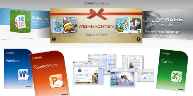 Microsoft App Office iPAd