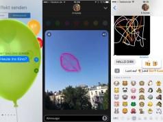 Nachrichten iOS 10