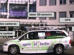 Auto iPhone Smartphones Spirit of Berlin