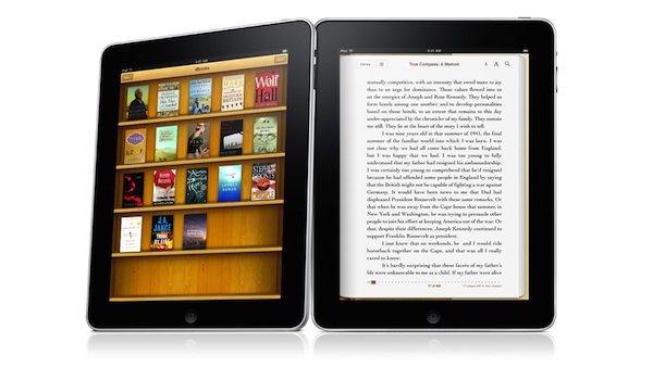 Self-publish with Apple iBookstore