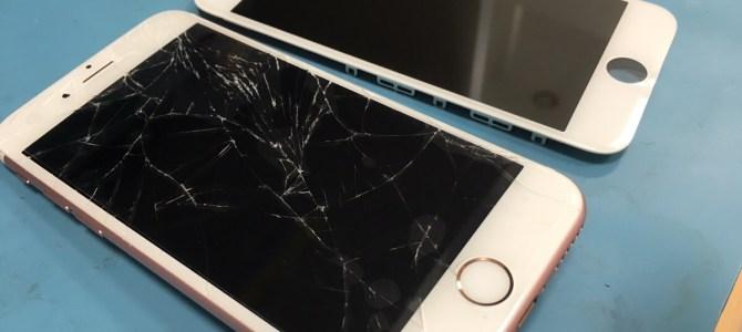 【iPhone6s】フロントパネル交換 iPhone修理専門店アイフォンクリア琴似店ブログ2017/05/12