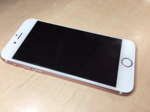 iPhone6s水没前0115
