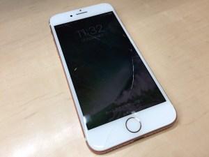 iPhone7ガラス割れ前0122