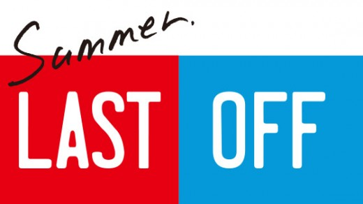 NEWS ★ SUMMER LAST OFF 開催!!
