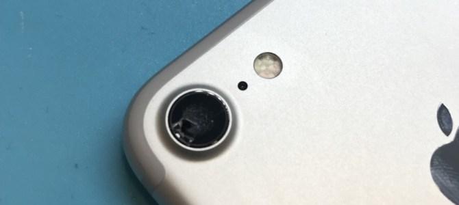 iPhone7のカメラレンズ交換ならアイフォンクリア札幌パルコ店へ