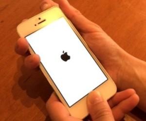 iPhone強制終了