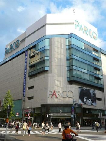 札幌PARCO外観画像