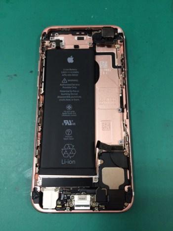 iPhone6s修理中28/11/18