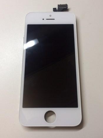 iPhone5修理後28/12/25
