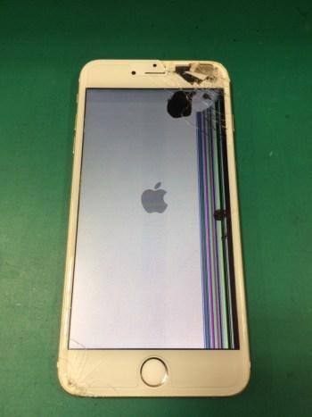 iPhone6Plus修理前29/02/02