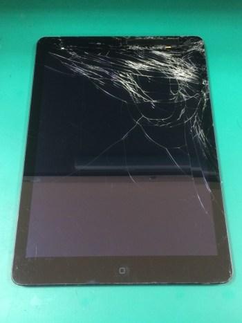 iPad Air修理後29/02/10