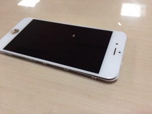 iPhone6フロントパネル交換.0413