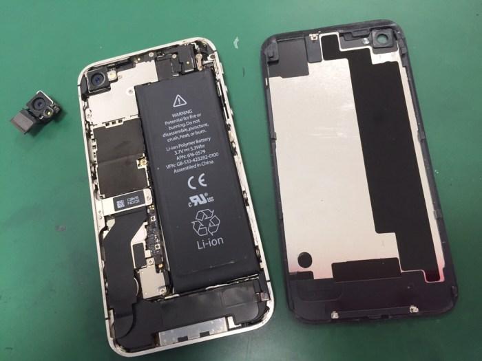 iPhone5バックカメラ交換.0414