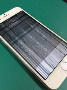 iPhone6フロントパネル交換.1026
