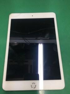 iPadMini3ガラス交換1