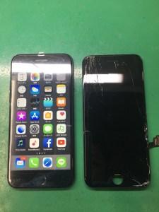 iPhone7液晶交換1205