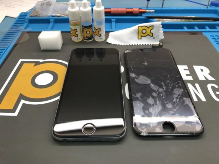 iphone6s パネル 画面