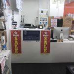 アルファロジックドン・キホーテ小樽店修理受付カウンター