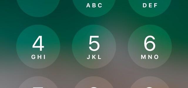 iPhoneの初期化作業も、アイフォンクリア伏古店へ!