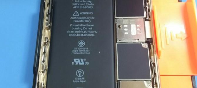iPhone 6sバッテリー交換すすきのラフィラ本店iPhone/iPad修理専門店Proブログ