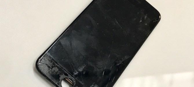 iPhone7のパネル交換なら約30分ですぐに修理可能!お困りの際はアイフォンクリアイオン札幌藻岩店へ