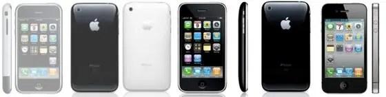 Overzicht iPhone-modellen