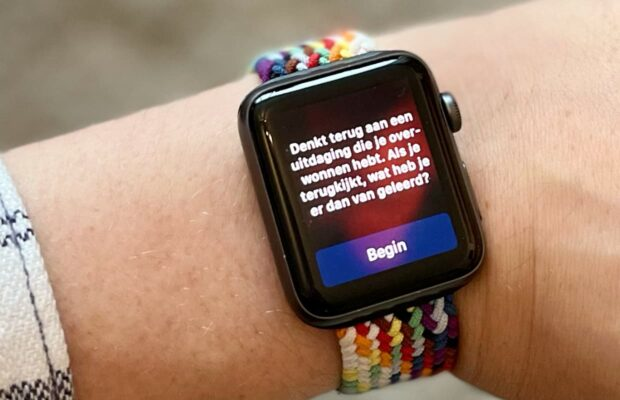 Mindfullness Apple Watch
