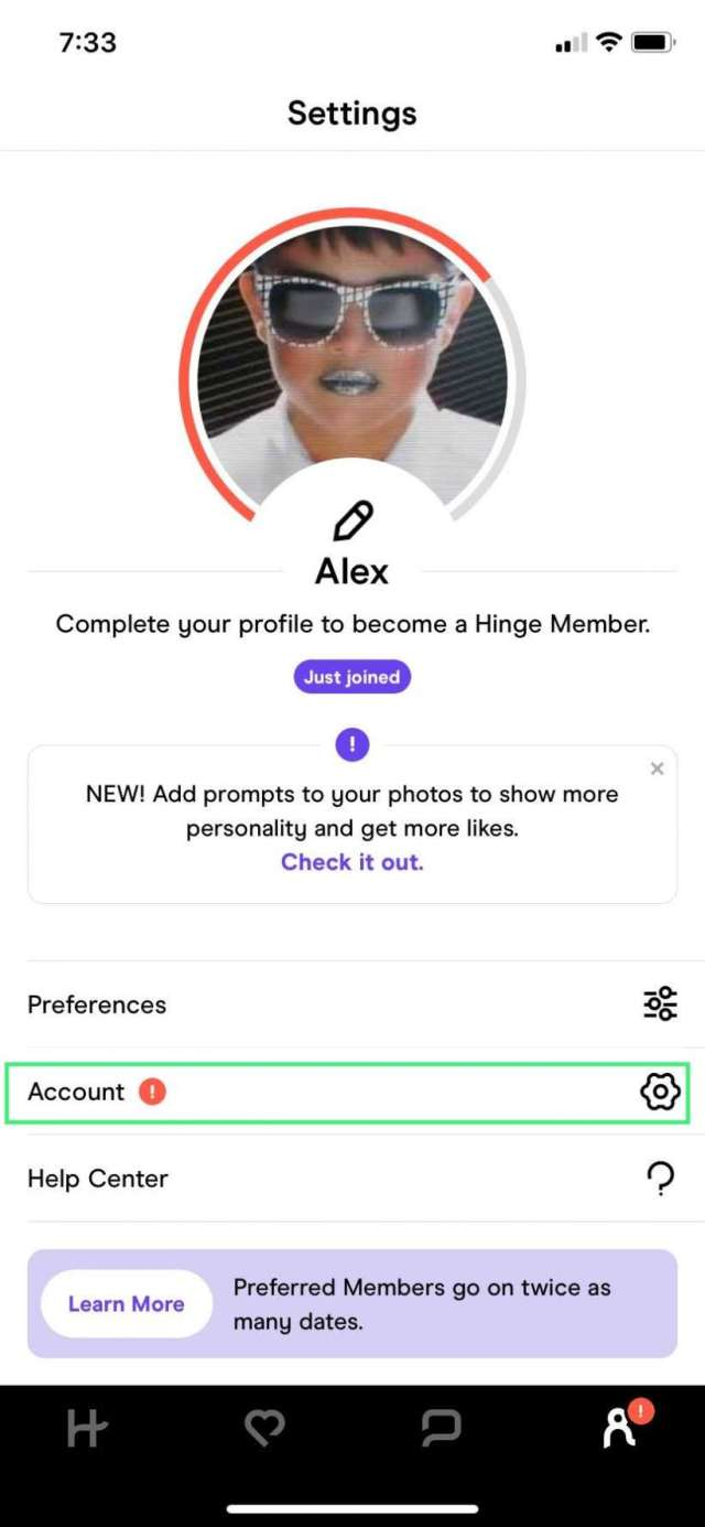 How do I delete my Hinge dating app account?  The iPhone FAQ