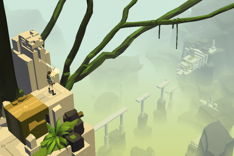 IOS App Of The Week Lara Croft Go The IPhone FAQ