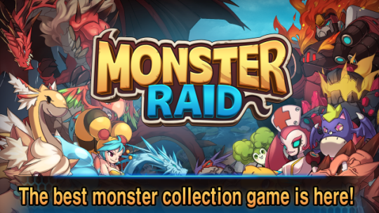 Pok    mon like monster collecting RPG  Monster Raid  now available on     Game developer Orca has released Monster Raid to the Apple App Store  The  Pok    mon like title is a 2D monster collecting RPG  Players can follow the  main