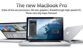 Introducing New Macbook Pros