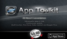 App ToolKit 100 Apps Rolled into One – Video Review