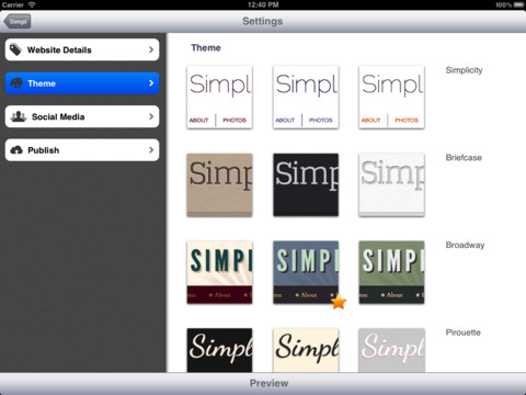 how to make an ipad app from a website