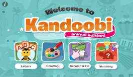 Kandoobi, The Fun Playing and Learning Activity App for Kids – Video Review