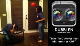 Create Two Pictures in One With iOS App Dubblen – Review