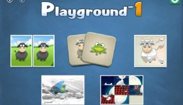Playground HD – a huge games collection for kids: Video Review