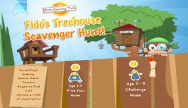 Fido's Treehouse Scavenger Hunt – Review